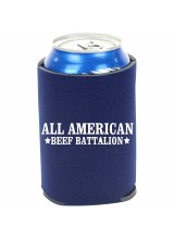 All American Beef Battalion Koozies