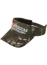 All American Beef Battalion - Port Authority® Camouflage Visor.
